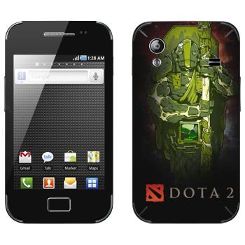 Виниловая наклейка «Дух Земли - Dota 2» на телефон Samsung Galaxy Ace