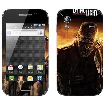 Виниловая наклейка «Dying Light рассвет» на телефон Samsung Galaxy Ace
