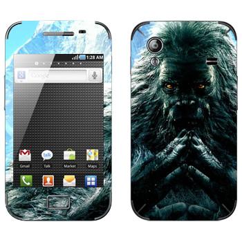 Виниловая наклейка «Far Cry 4 - Йети» на телефон Samsung Galaxy Ace