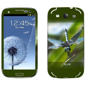 Виниловая наклейка «EVE Стилет» на телефон Samsung Galaxy S3