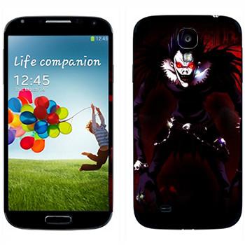 Виниловая наклейка «Тетрадь смерти - Рюк» на телефон Samsung Galaxy S4