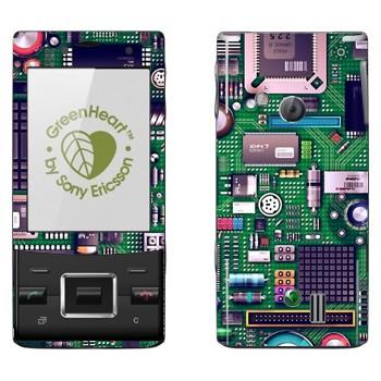 Sony Ericsson J20 Hazel