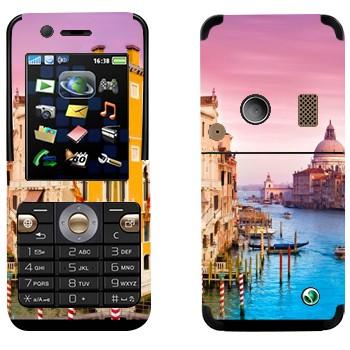 Виниловая наклейка «Венеция» на телефон Sony Ericsson K530i